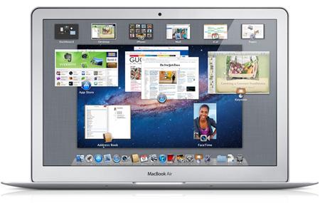 Mac OS X Lion con modo sólo Safari