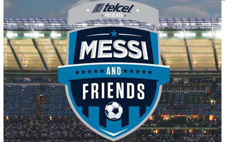 Messi jugará en México gracias a Telcel