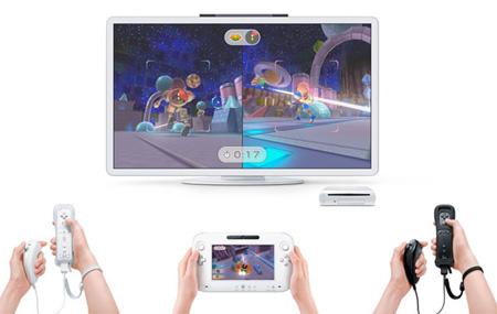 Detalles y juegos de Nintendo Wii U
