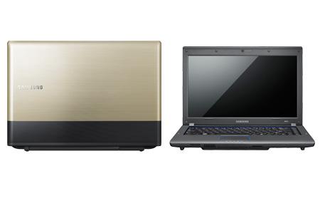 Samsung presenta laptops con AMD APU
