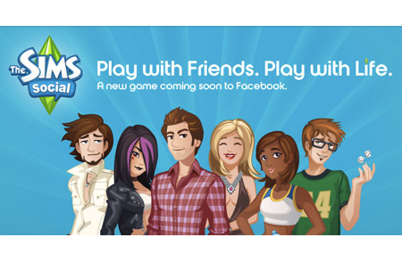 The Sims Social llega a Facebook