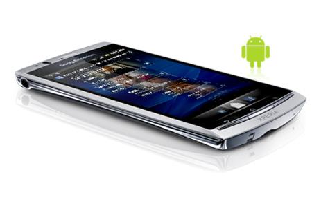 Sony Ericsson Xperia Arc llega a México