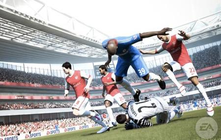 Nuevas imágenes de FIFA 12