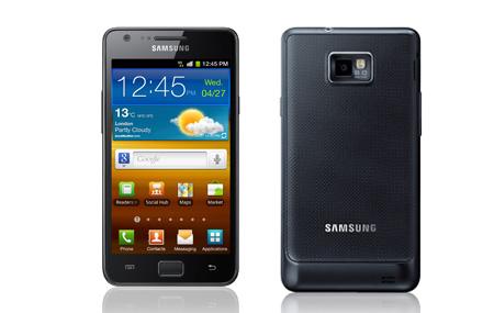Se venden 3 millones de Samsung Galaxy S II