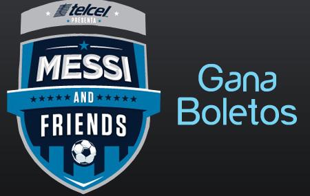 ¿Quieres ver a Messi jugar en México?
