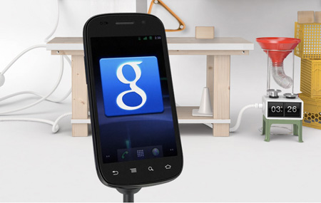Nexus S y sus aplicaciones