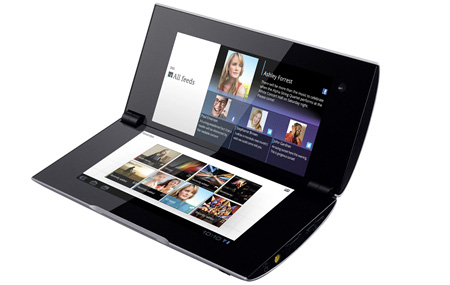[Video] S2 la tableta de Sony con Android