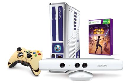 Xbox 360 edición limitada de Star Wars