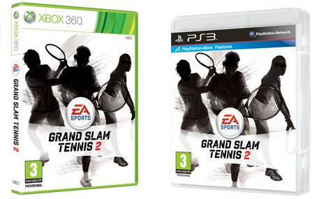 Muy pronto llegará Grand Slam Tennis 2