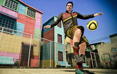 Futbol de calle con EA Sports FIFA Street