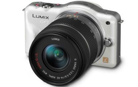 Lumix DMC-GF3 se presenta en México
