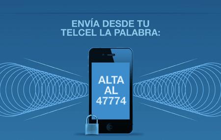 PROTGT y asegura tu Telcel