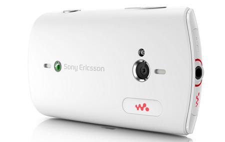 Sony Ericsson Live Walkman con Android 2.3