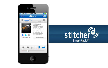 Stitcher SmartRadio ahora en Español