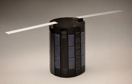 Ulises I será el primer satélite artificial musical