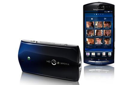 Sony Ericsson Xperia neo ya disponible en México