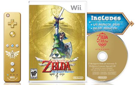 Zelda se torna dorada