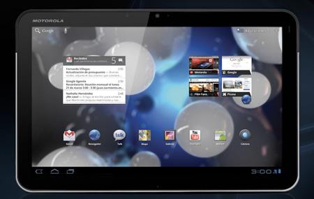 Ventajas de Android 3.1 en Motorola XOOM