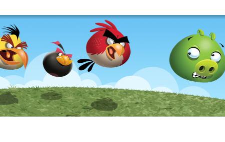 Angry Birds: 350 millones de descargas