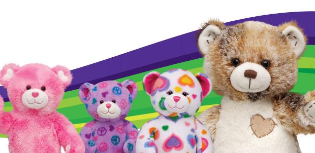 Build-A-Bear ahora en Kinectimals