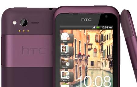 HTC Rhyme llegará el 29 de septiembre
