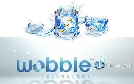 Samsung presenta Wobble Technology
