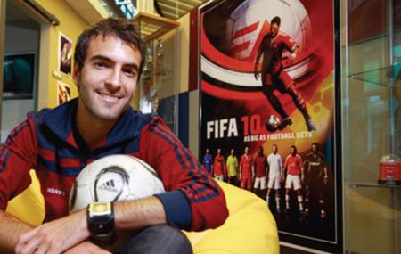 Santiago Jaramillo nos platica sobre FIFA 12