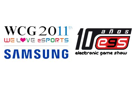 Samsung presenta World Cyber Games 2011