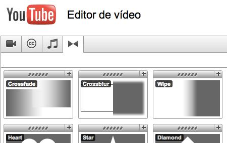 Edita tus videos en YouTube