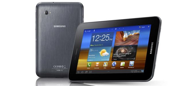 Nueva Galaxy Tab 7.0 Plus