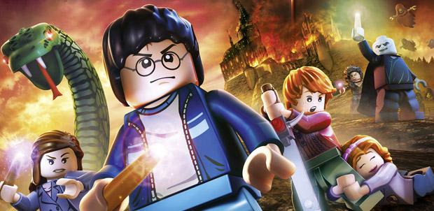 LEGO Harry Potter: Años 5-7 en noviembre