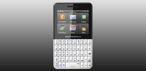 MOTOKEY XT disponible en Telcel