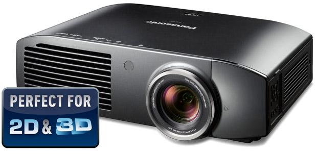 Panasonic PT-AE7000U un proyector 3D