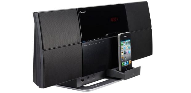 Pioneer XW-SMC1 para iPhone 4