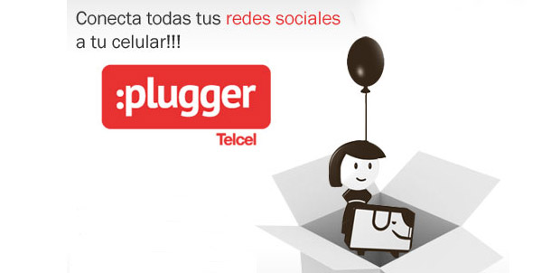 Plugger de Telcel es gratuito