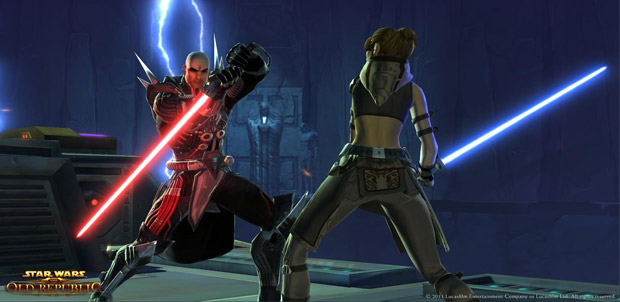 Star Wars: The Old Republic en diciembre