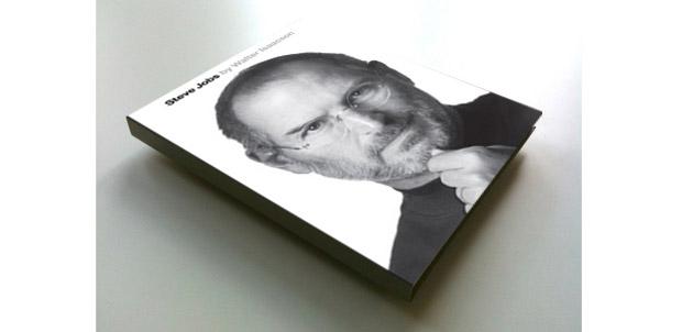 Biografía de Steve Jobs en iBooks