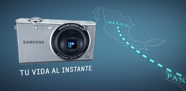 Samsung SH100: Tu vida al Instante