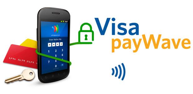 Visa y Google por el pago móvil