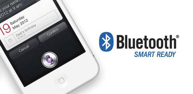 iPhone 4S presenta Bluetooth 4.0