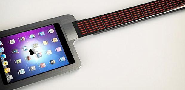 iTar convierte tu iPad en guitarra