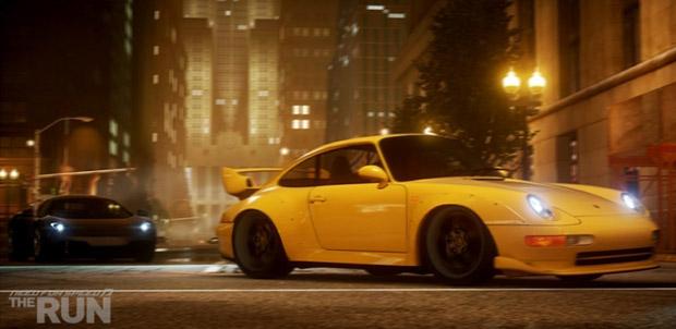 Demo de Need for Speed the Run