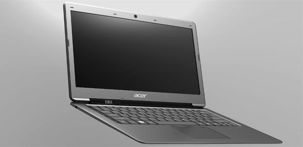 Acer Aspire S3 se presenta en México