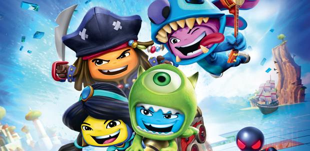 Disney Universe y sus personajes