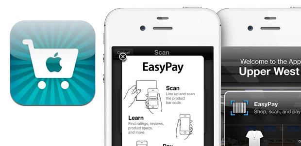 EasyPay en Apple Store