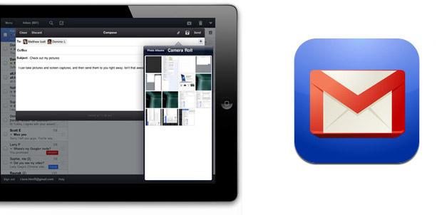 Gmail para iPhone o iPad