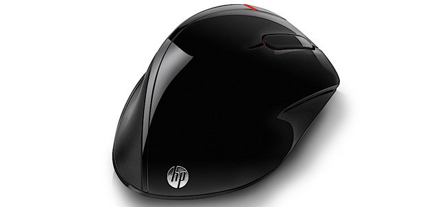 HP Wi-Fi Touch Mouse X7000 con Facebook
