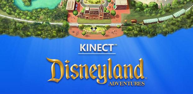 Así es Disney en Kinect