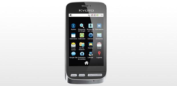 Kyoto SM07 con Android 2.2