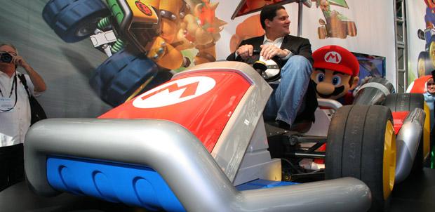Mario Kart 7 en la vida real